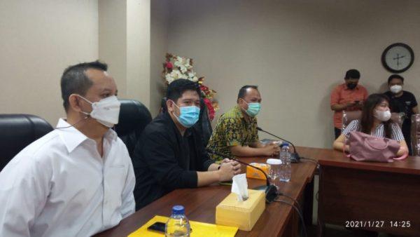 Pernyataan Sekertaris Golkar Sulut terkait video yang viral.