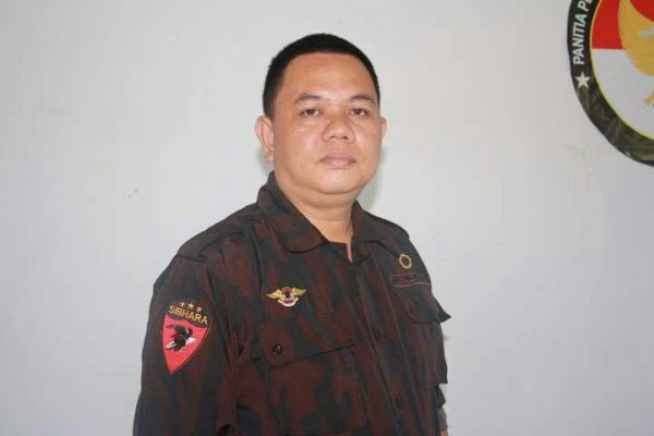 Plt. Kaban Kesbangpol Hendra Tangel (Foto: Istimewa)