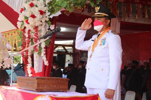 Bupati Boltim Sam Sachrul Mamonto S.Sos