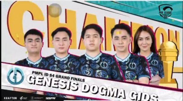 Genesis Dogma GIDS
