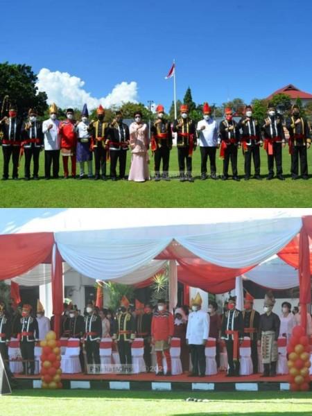 Perayaan HUT ke 57 Sulawesi Utara
