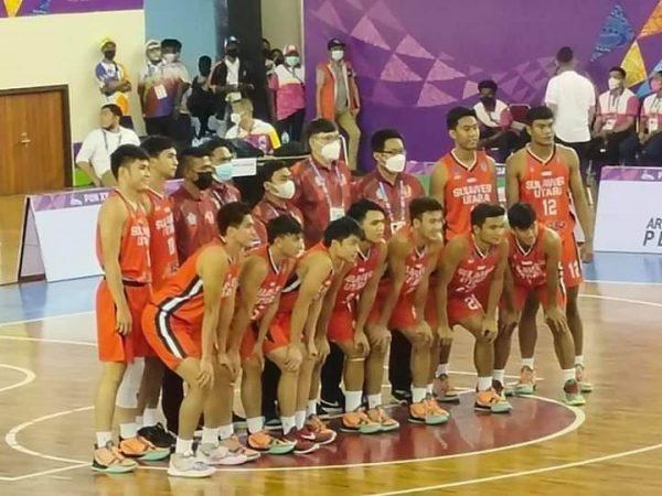 Tim Basket Putra Sulut