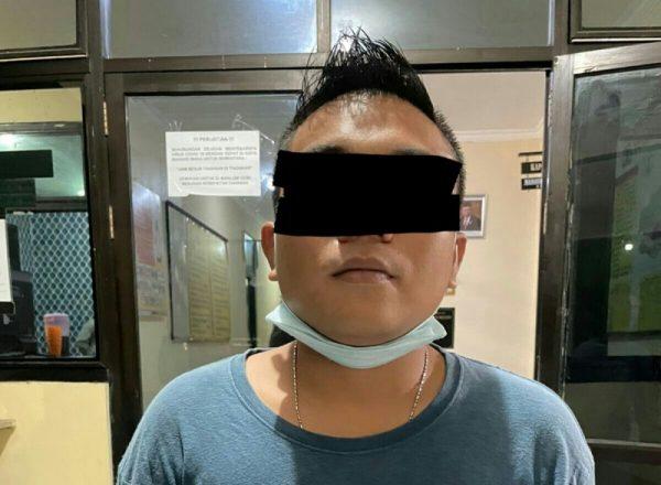 Pelaku penganiayaan yang ditangkap