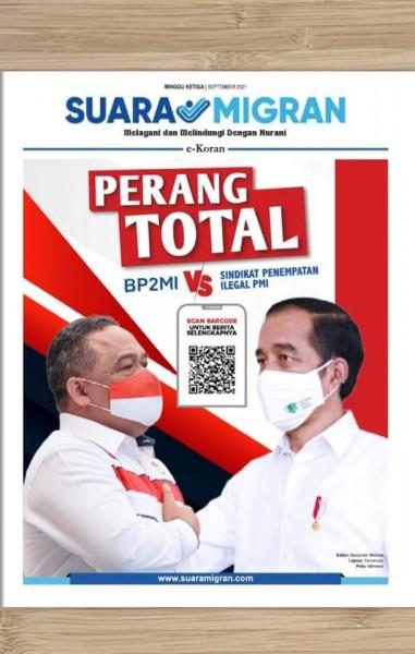 Benny Ramdhani dan Presiden Joko Widodo