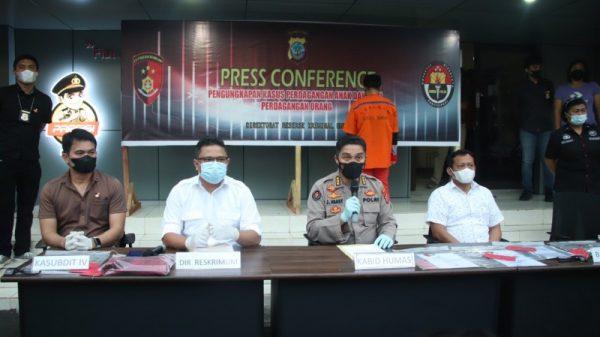 Press conference di Mapolda Sulut