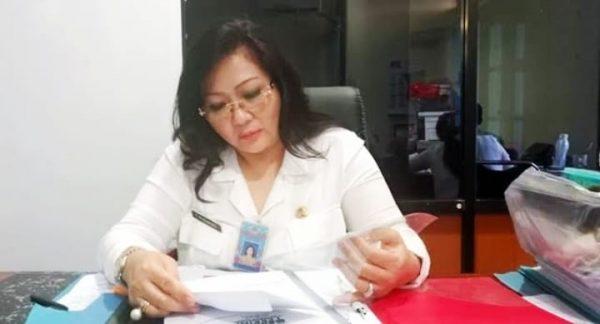 Kadis P3A Kota Manado, Esther Mamangkey