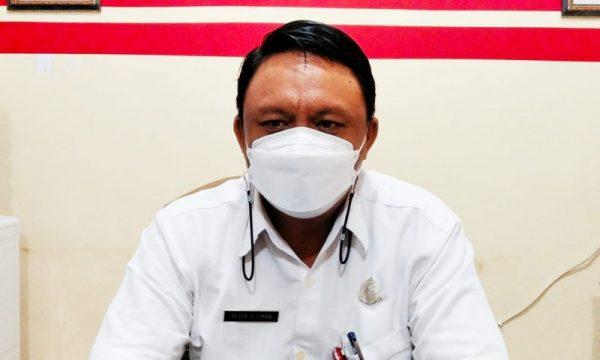 Kaban BPBD Kota Manado, Peter A Eman.